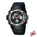 CASIO カシオ Gショック メンズ 腕時計 アナデジ AW-590-1A G-SHOCKCASIO カシオ Gショックメン...