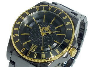 VivienneWestwoodヴィヴィアンウエストウッドレディース腕時計時計とけいビビアンVV048GDBK
