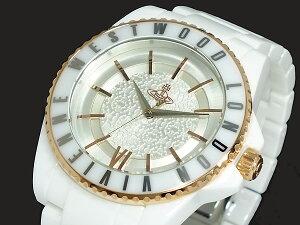 VivienneWestwoodヴィヴィアンウエストウッドレディース腕時計時計とけいビビアンVV048RSWH