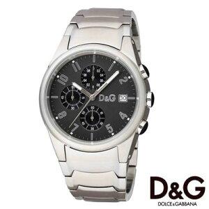 D&Gドルガバメンズクロノグラフ腕時計サンドパイパー3719770123