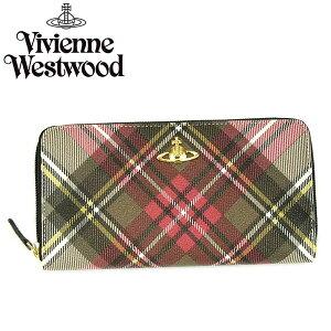 VivienneWestwood/ヴィヴィアンウエストウッド長財布ラウンドファスナー5140DERBYEXHIBITION