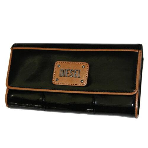 DIESEL ディーゼル 長財布 X01492 PS887 T8013 ブラック 財布 さいふ ...