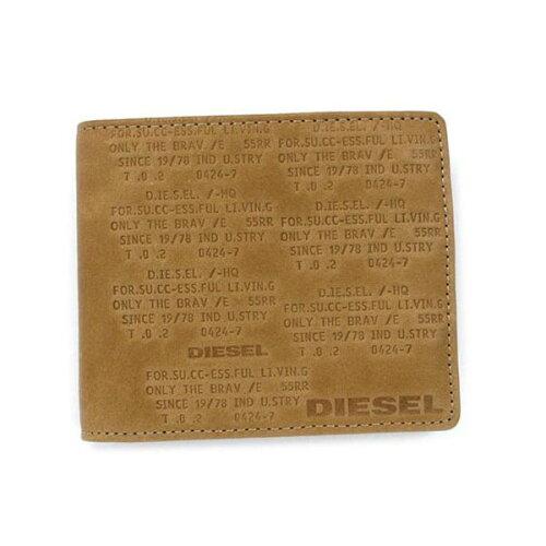 DIESEL ディーゼル 二つ折り財布 X01021 PR426 T2156財布 さいふ...