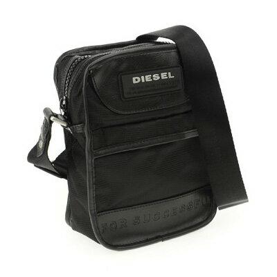 ディーゼル バッグ DIESEL ショルダーバッグ X01308 PS711 T8013 ブラック
