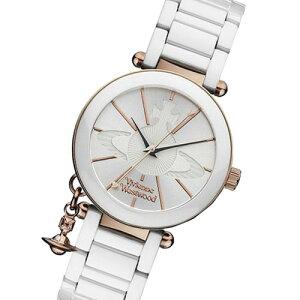 VivienneWestwoodヴィヴィアンウエストウッドレディース腕時計時計とけいビビアンVV067RSWH