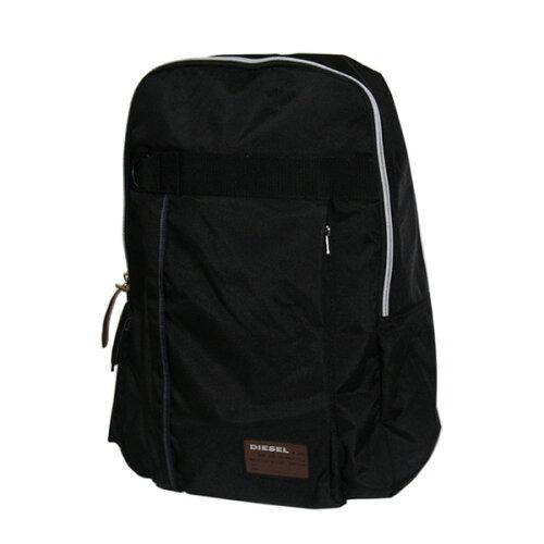 ディーゼル バッグ DIESEL リュックサック バックパック X02141 P0165 T8013 ブラック 通勤 通学 ...