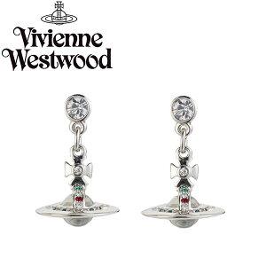 VivienneWestwood/ヴィヴィアンウエストウッドピアスNEWPETITEORBEARRINGSCLEAR1467-01-01