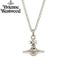 【送料無料】 ヴィヴィアン ウエストウッド ネックレス Vivienne Westwood ペンダント アクセサリー ビビアン NEW PETITE ORB PENDANT SILVER 1504-01-01 ヴィヴィアン・ウエストウッド ビビアン 【あす楽対応】