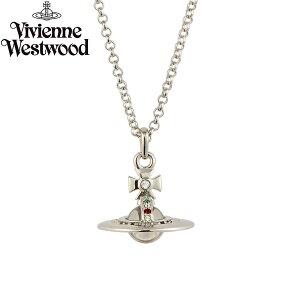 VivienneWestwood/ヴィヴィアンウエストウッドアクセネックレス/ペンダントNEWPETITEORBPENDANTSILVER1504-01-01