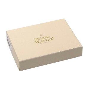 VivienneWestwoodヴィヴィアンウエストウッド二つ折り財布33170MANSAFFIANOBLACK