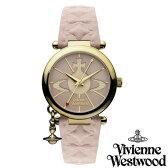 【送料無料】 Vivienne Westwood ヴィヴィアン ウエストウッド レディース 腕時計 時計 ビビアン オーブ VV006PKPK ピンク ヴィヴィアン・ウエストウッド 【あす楽対応】【RCP】【プレゼント】