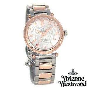 VivienneWestwoodヴィヴィアンウエストウッドレディース腕時計時計とけいビビアンVV006RSSL