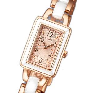 セイコーワイアードエフトーキョーガーリー腕時計レディースSEIKOWIREDf時計AGEK402