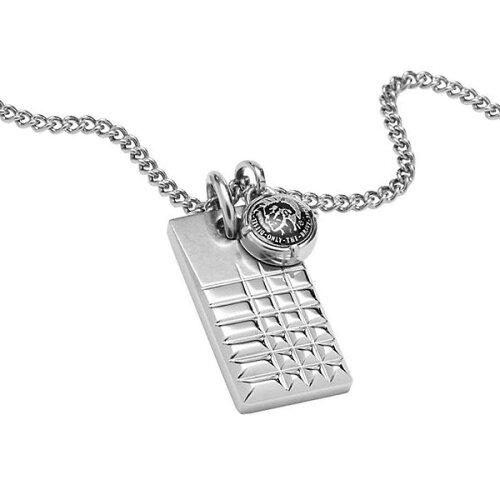 DIESEL ディーゼル ネックレス DX0835040 ペンダント アクセサリー