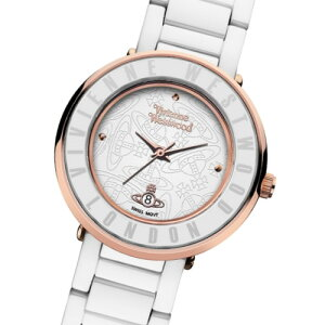 VivienneWestwoodヴィヴィアンウエストウッドメンズ腕時計時計とけいビビアンVV124WHWH