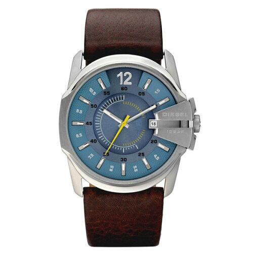 DIESEL ディーゼル メンズ 腕時計 時計 DZ1399 MASTER CHIEF マスターチーフ ブラウ...