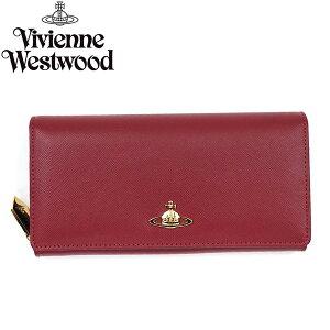 VivienneWestwoodヴィヴィアンウエストウッド長財布1032SAFFIANORED764578