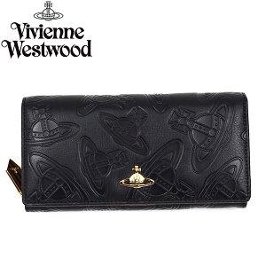VivienneWestwoodヴィヴィアンウエストウッド長財布1032DANCINGORBBLACK764387