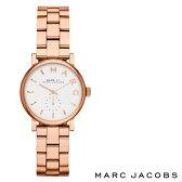 マークバイ MARC BY MARC JACOBS マークバイマークジェイコブス レディース 腕時計 MBM3248 時計 Baker ベイカー ホワイト×ローズゴールド 【あす楽対応】【送料無料】【RCP】【プレゼント】【セール】