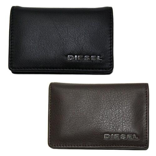 ディーゼル DIESEL カードケース 名刺入れ X03148 PS777 T8013/ブラック T2184/Dブラ...