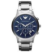 【送料無料】 EMPORIO ARMANI エンポリオアルマーニ メンズ 腕時計 AR2448 Classic クラシック クロノグラフ エンポリオ・アルマーニ エンポリ アルマーニ 時計 とけい【あす楽対応】【RCP】【プレゼント】【商品入れ替えのため大特価】