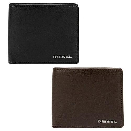 ディーゼル 財布 DIESEL 二つ折り財布 メンズ 本革 革 レザー X04459 PR013...