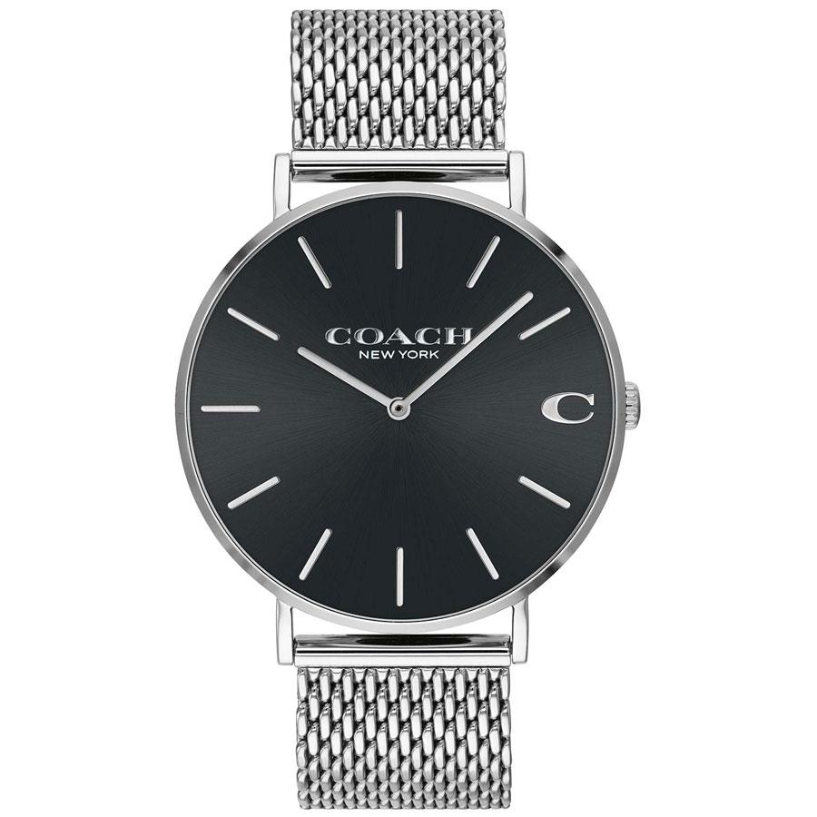 腕時計, メンズ腕時計 COACH 14602144 Charles