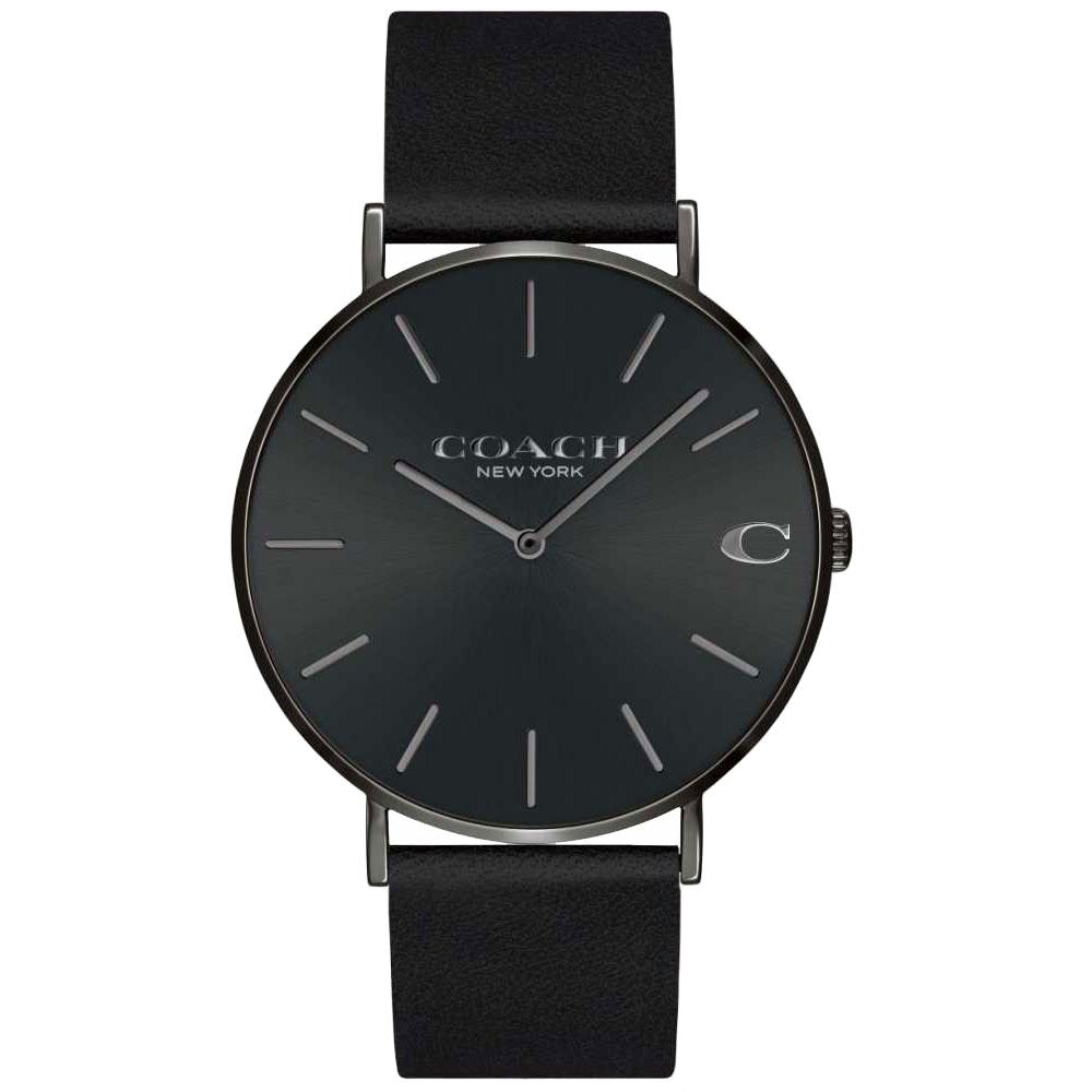 腕時計, メンズ腕時計 COACH 14602434 Charles