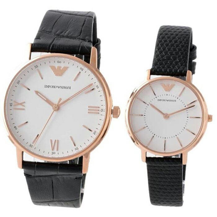 腕時計, ペアウォッチ EMPORIO ARMANI AR80015 KAPPA