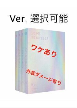 BTS - 訳あり Love Your self 結 Answer 韓国盤 CD Ver. 選択可能 新品未開封ダメージ品