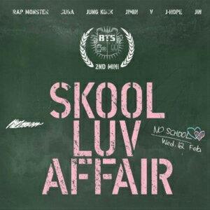 韓国(K-POP)・アジア, 韓国(K-POP) BTS - Skool Luv Affair : 2nd Mini Album CD
