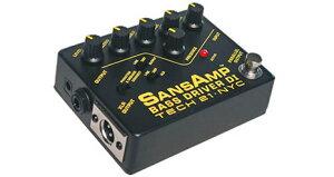 Tech21/Sans Amp BASS DRIVER D.I.(ベース・プリアンプ/DI)