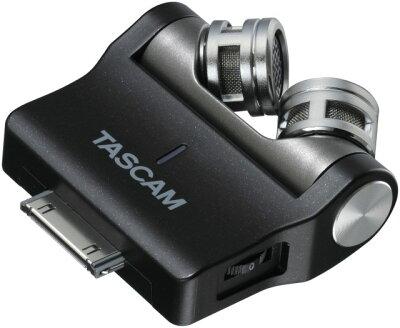 TASCAM/iM2X (iPhone用ステレオコンデンサーマイク)