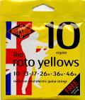 RotoSound/R10(LROTR10)を6setロトサウンドエレキギター弦