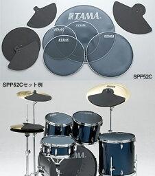 TAMA Silent Pack SPP522C サイレントパック ドラム消音セット (22インチバスドラム対応)