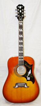 Epiphone/DoveProVBエピフォンアコースティックギターダブ