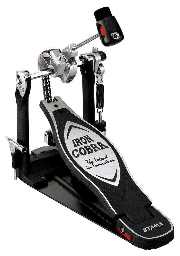 TAMA IRON COBRA HP900PN Power Glide アイアンコブラ シングルペダル ハードケース付き