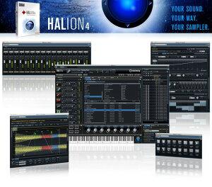 steinberg/HALION 4(ソフト音源) アカデミック版 (SHARIONSONICE)