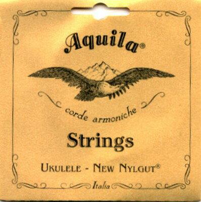 ウクレレ用アクセサリー・パーツ, 弦 Aquila AQ-CON LG Low-G 3set