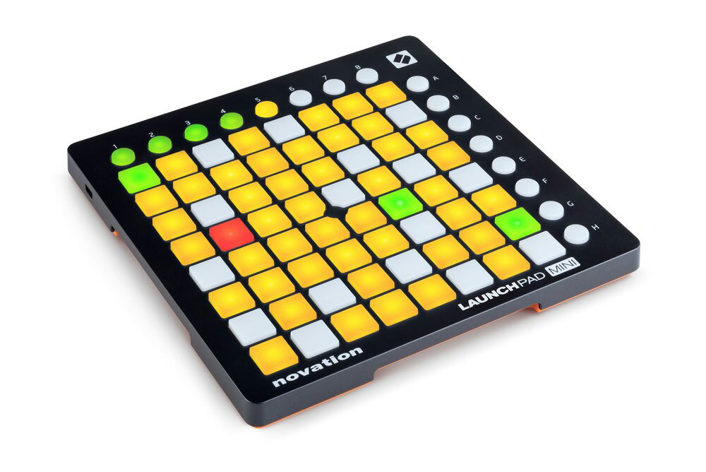 DAW・DTM・レコーダー, その他 novation Launchpad Mini MKII