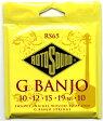 RotoSound G BANJO ROT-RS65 1SET バンジョー弦