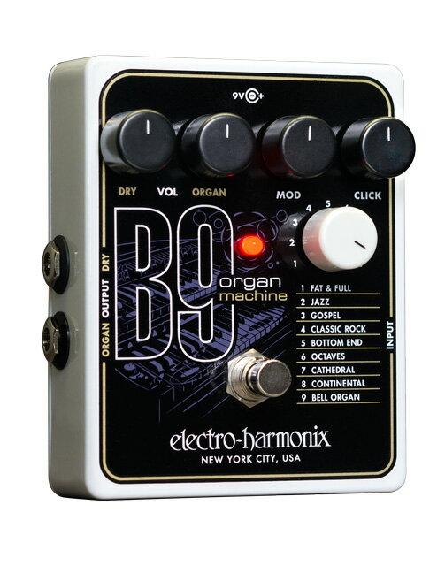 ギター用アクセサリー・パーツ, エフェクター electro harmonix B9 Organ Machine