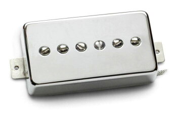 SeymourDuncan(セイモア・ダンカン)ピックアップソープバーPhatCatSPH90-1Nickelcovered(neck)