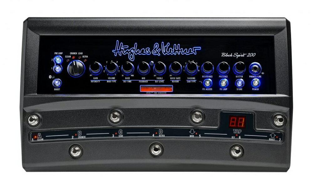 ギター用アクセサリー・パーツ, アンプ HughesKettner Black Spirit 200 Floor HUK-BS200F