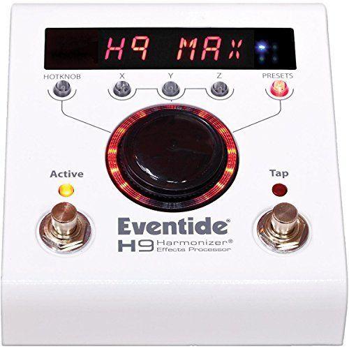 ギター用アクセサリー・パーツ, エフェクター Eventide H9 MAX
