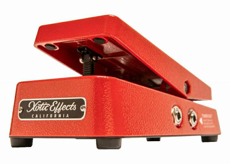 ギター用アクセサリー・パーツ, エフェクター Xotic XVP-25K -Red Case- Low Impedance Volume Pedal
