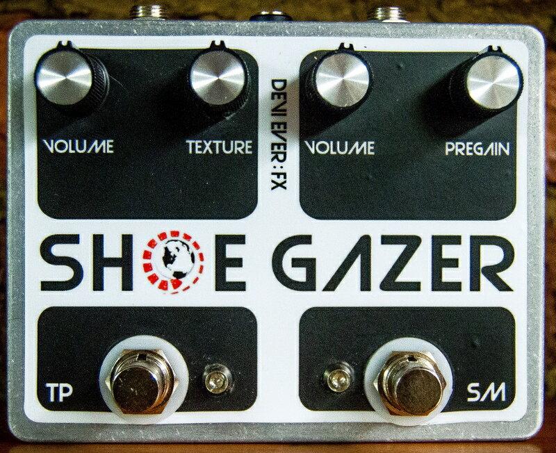 ギター用アクセサリー・パーツ, エフェクター Devi Ever Shoe Gazer1