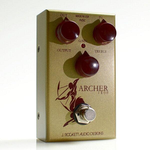 RockettPedalsJRADARCHERIkon 直輸入品  並行輸入品  J.RockettAudioDesigns