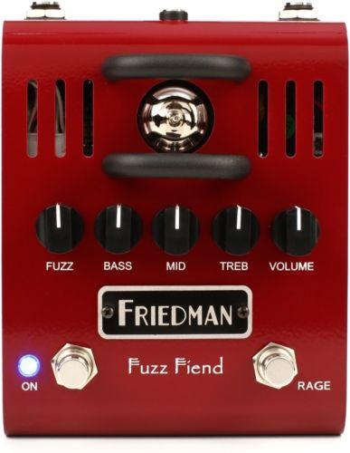 FriedmanFuzzFiend 並行輸入品  直輸入品  フリードマン  ファズ  新品