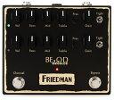 【レビューを書いて次回送料無料クーポンGET】Friedman BE-OD Deluxe エフェクター [並行輸入品][直輸入品]【フリードマン】【オーバードライブ】【新品】【RCP】